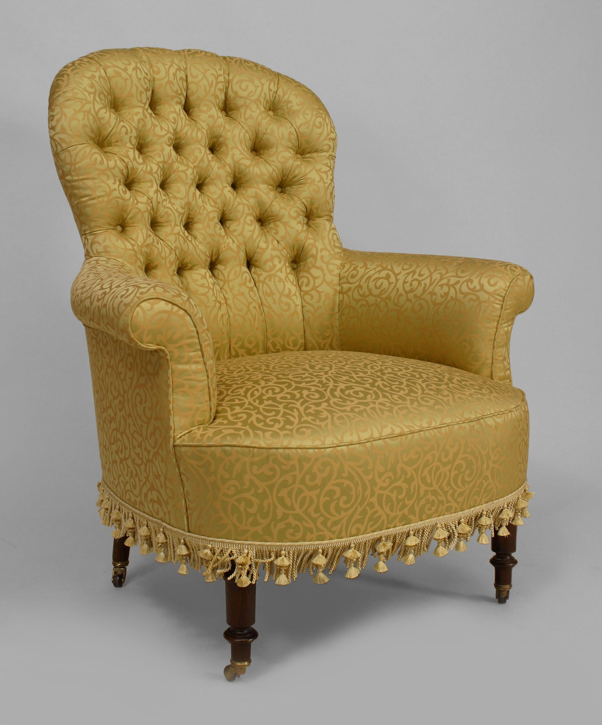victorian style accent chairs