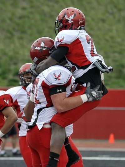 info for 3469d e3281 72 Aaron Neary and Quincy Forte | Go Eags Go! | Sports, Tops ...