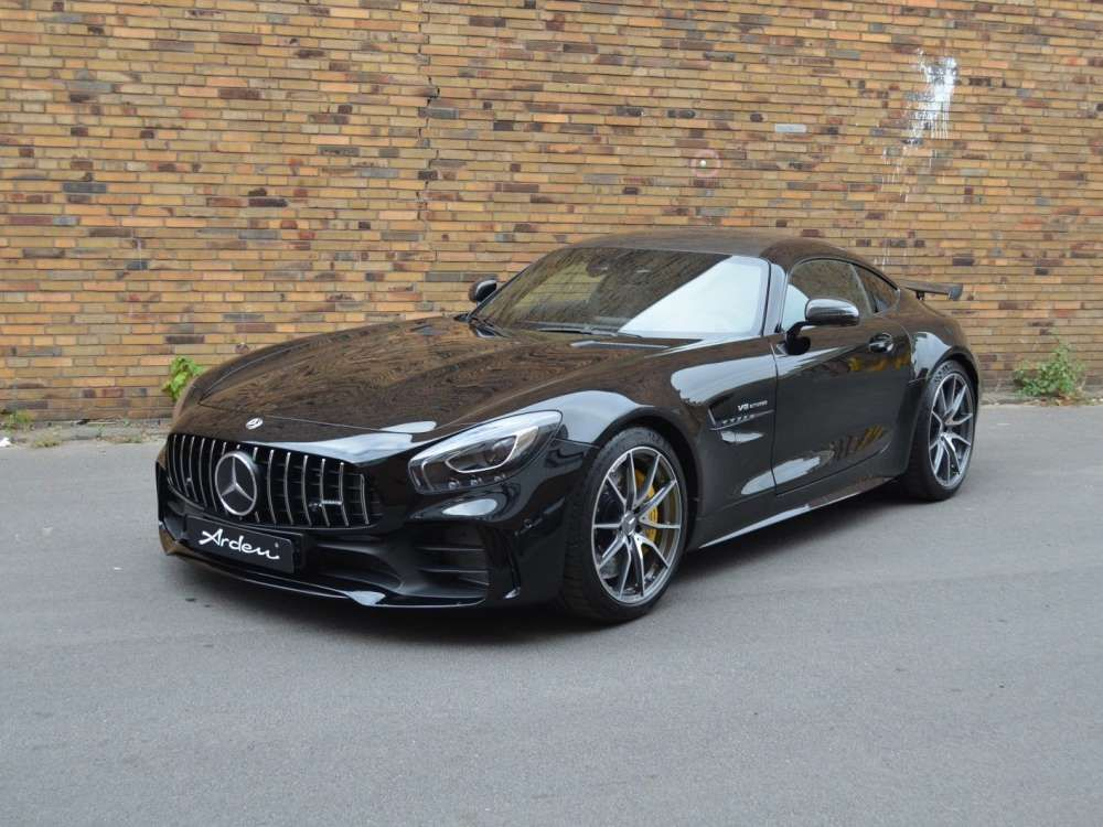 2018 Mercedes Benz Amg Gt R Carbon Coupe Navigation Camera Only