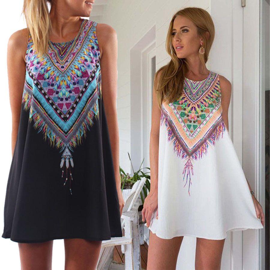 Navy short lace mini summer dress dresses elegant party vestidos brand - Women Summer Dress Beach Mini Dress Sleeveless Evening Party Short Dress Us Ship