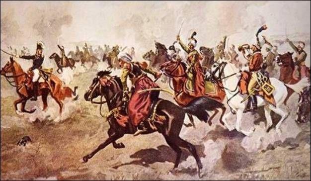 Pin By Grenadier Labeille On Bataille D Austerlitz Battle Of Omdurman Battle Cavalry