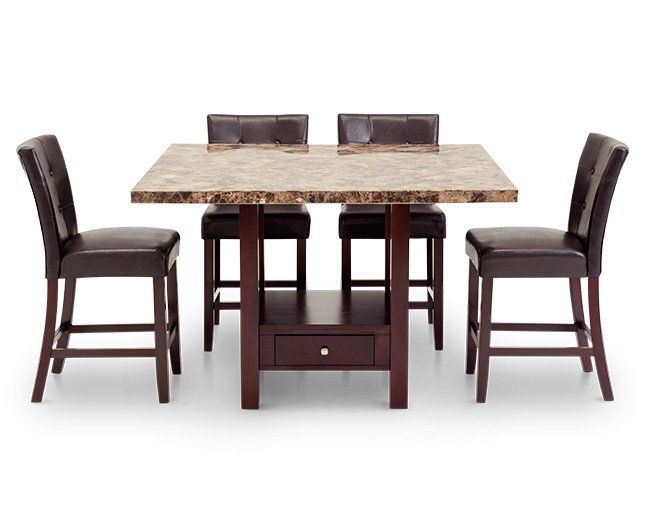 Elegant Dining Room Tables Sets Furniture Row