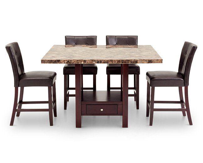 Elegant Dining Room Tables Sets Furniture Row