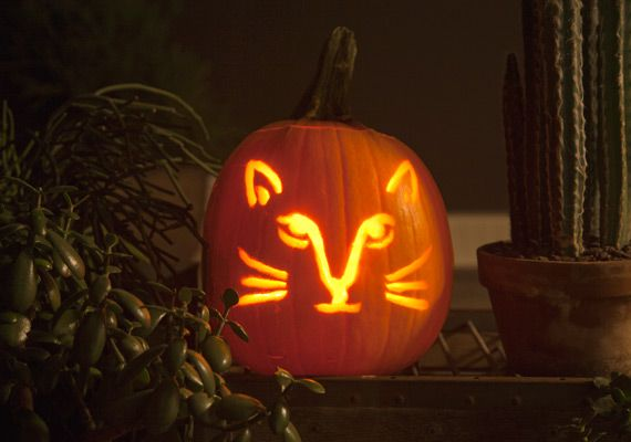Etsy How Tuesday Main Downloadable Pumpkin Template Leah Halloween