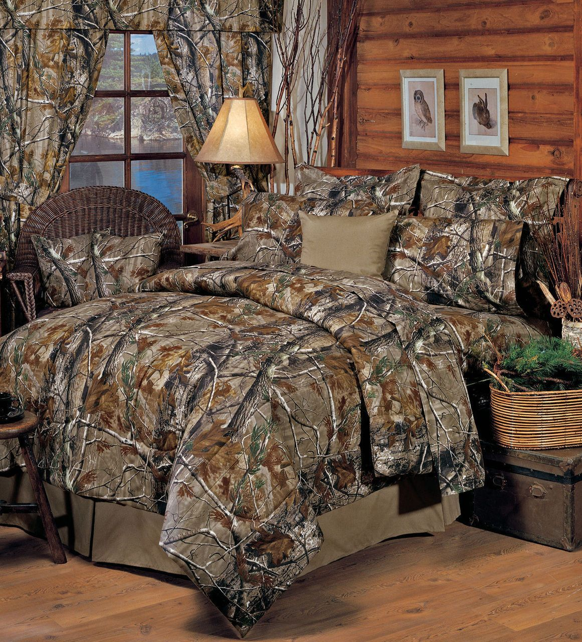 Discount Duos - Realtree All Purpose Camo Comforter Bedding Set  4pc Browning, $124.99 (http://www.discountduos.com/realtree-all-purpose-camo-comforter-bedding-set-4pc-browning/)