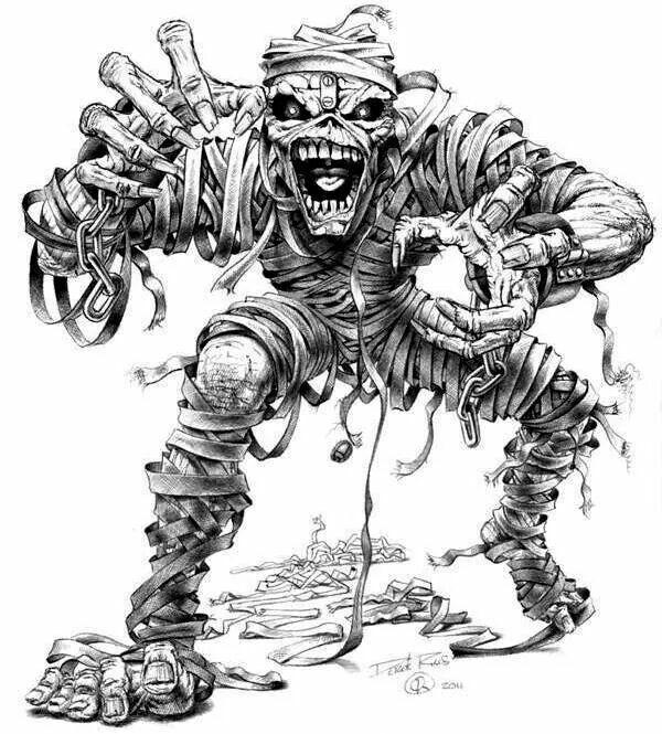 Pin By Erica Crain On Iron Man Iron Maiden Eddie Iron Maiden Posters Iron Maiden Tattoo