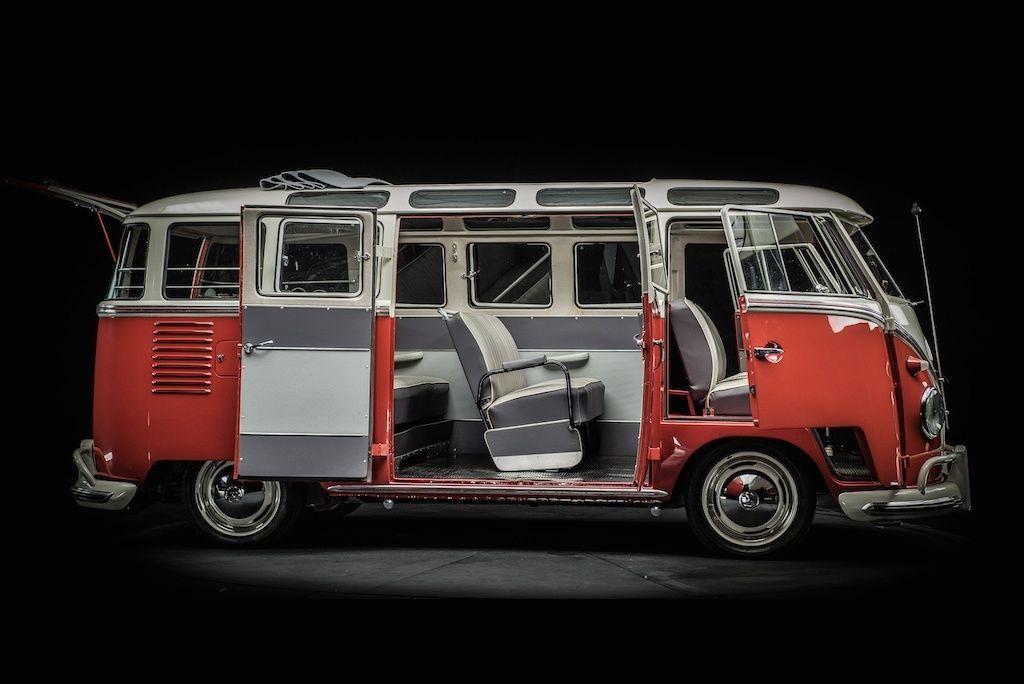 1959 Volkswagen Bus Vanagon VW 23 Window Deluxe | eBay