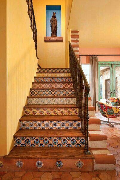 Interior de una hacienda decoraci n mexicana casa tipo for Decoracion de casas tipo hacienda