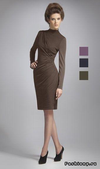 Моделирование платья с асимметричной драпировкой   Patterns Dress ...