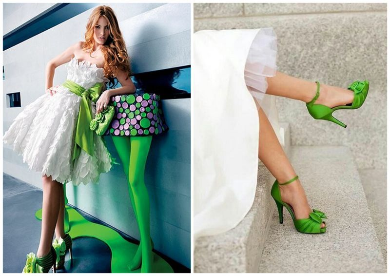 Czy Kolorowe Buty Do Slubu To Szalenstwo Fashion Dresses Strapless Dress