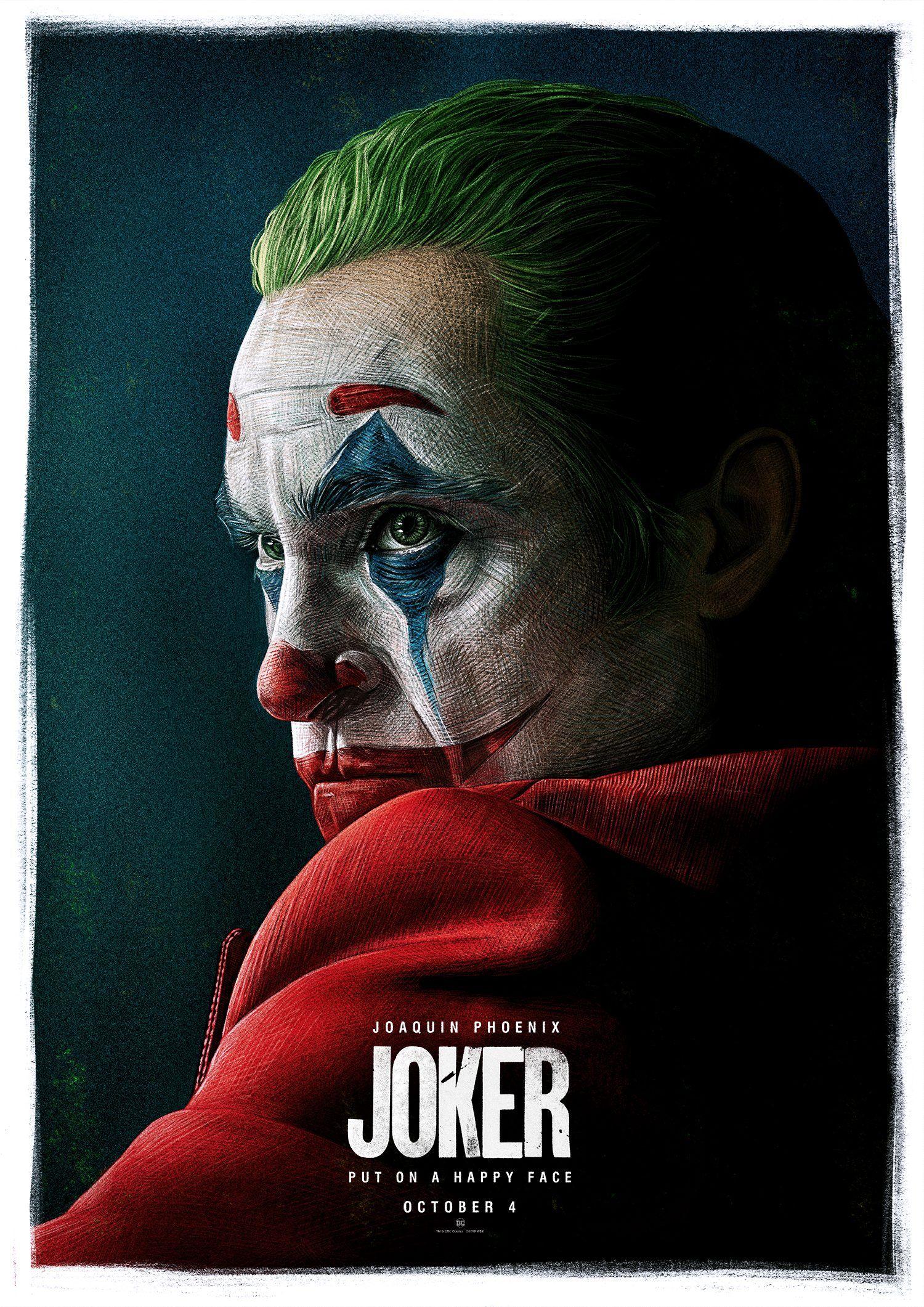 Joker 2019 1500 X 2121 Joker Joker Art Joker Poster