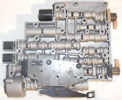 Gm Transmission Parts >> Remanufactured 4l60e Valve Body 1996 1997 4203537