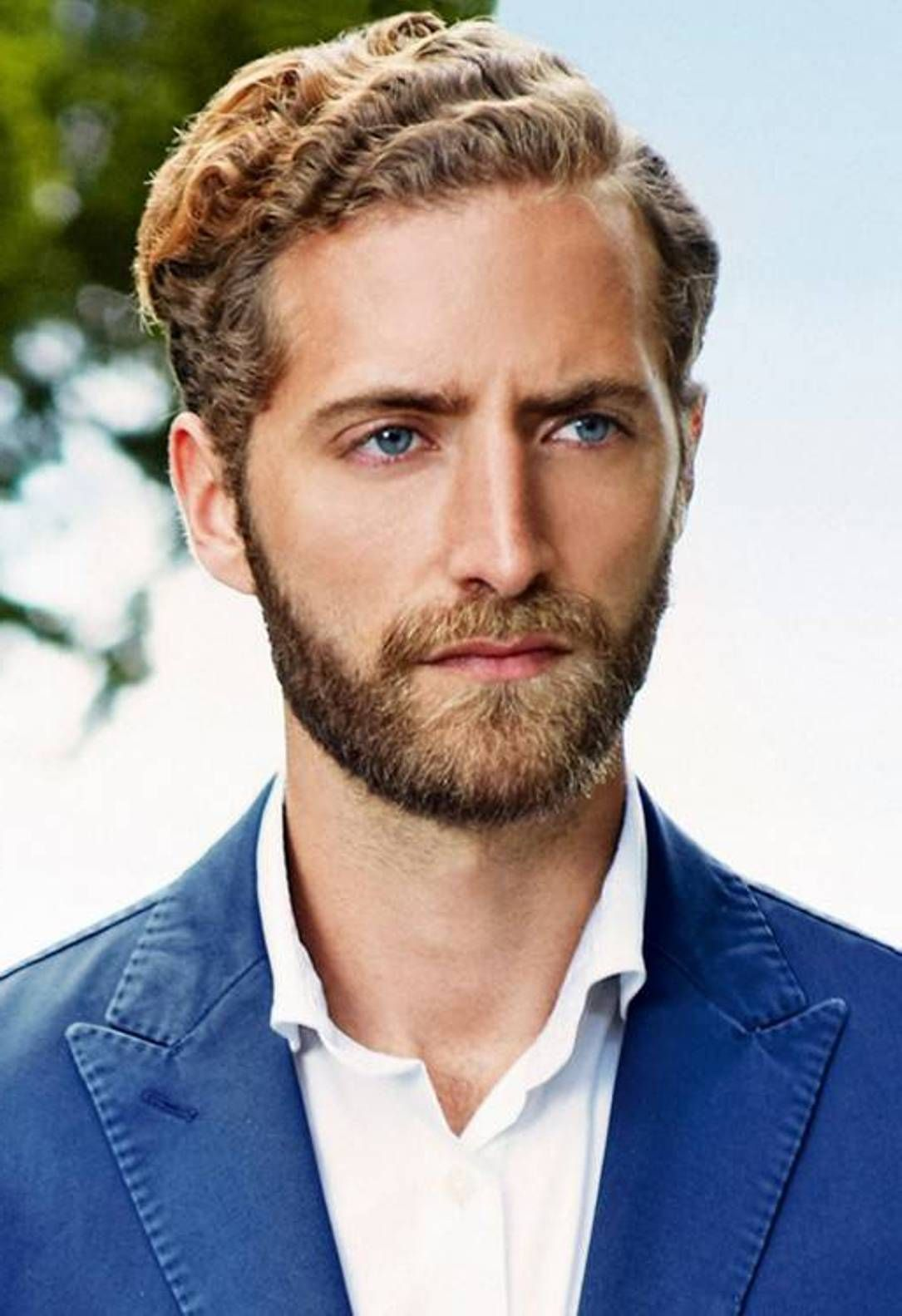Sensational Hair Style For Men Curly Hair Styles And Style For Men On Pinterest Hairstyles For Women Draintrainus