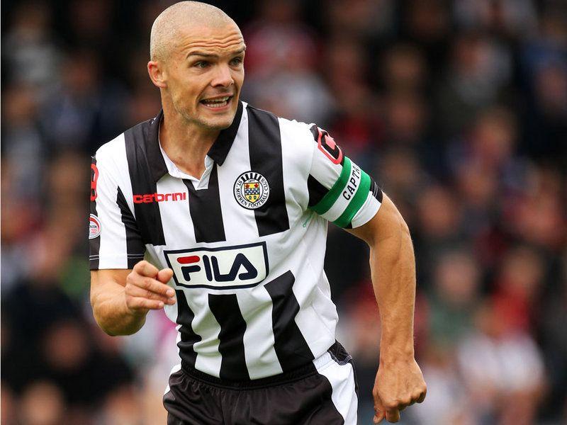 Jim Goodwin Alloa Athletic Player Profile Sky Sports