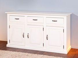 Muebles estilo romanticos en color blanco fabulous with for Muebles romanticos blancos