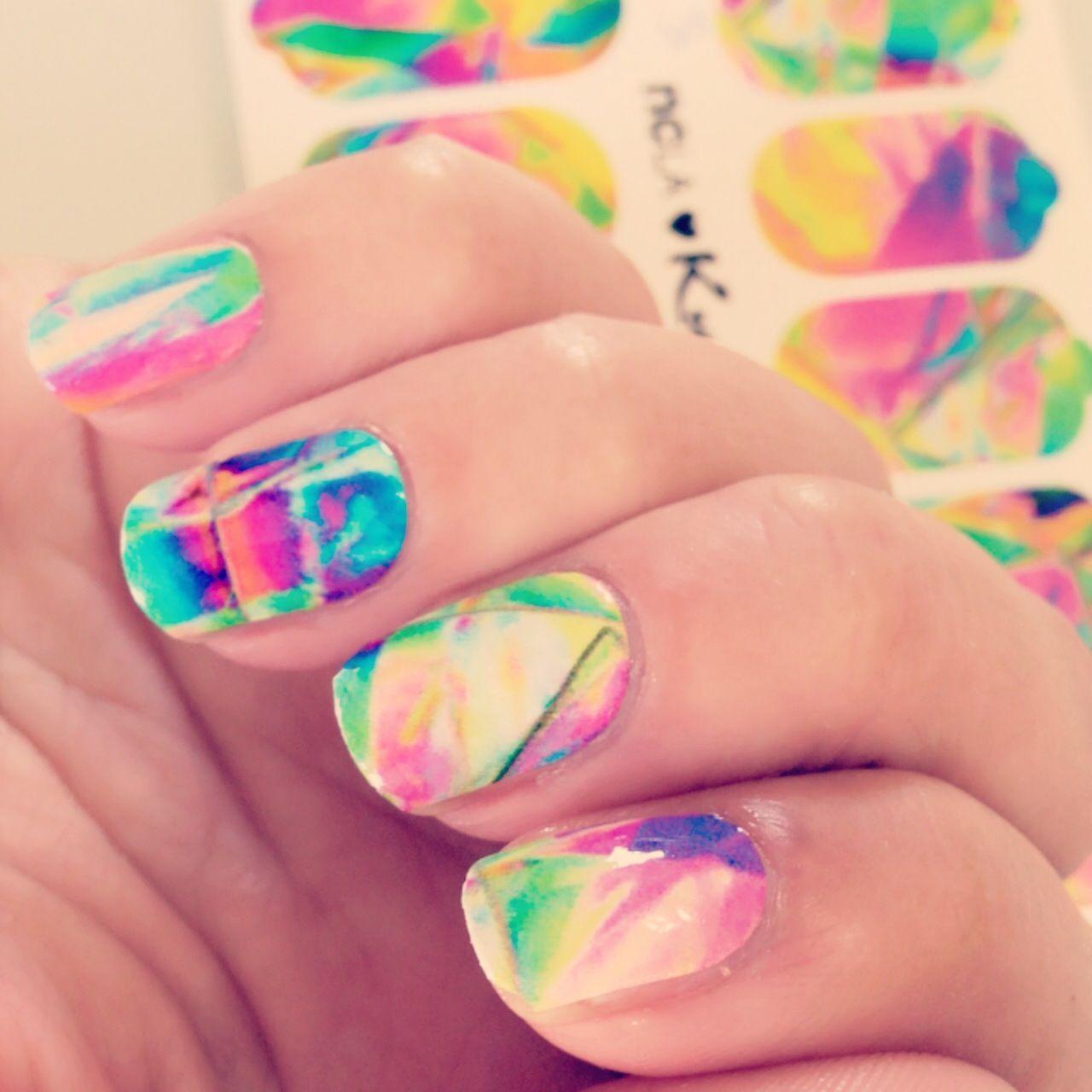 NCLA nail wraps!  www.shopncla.com