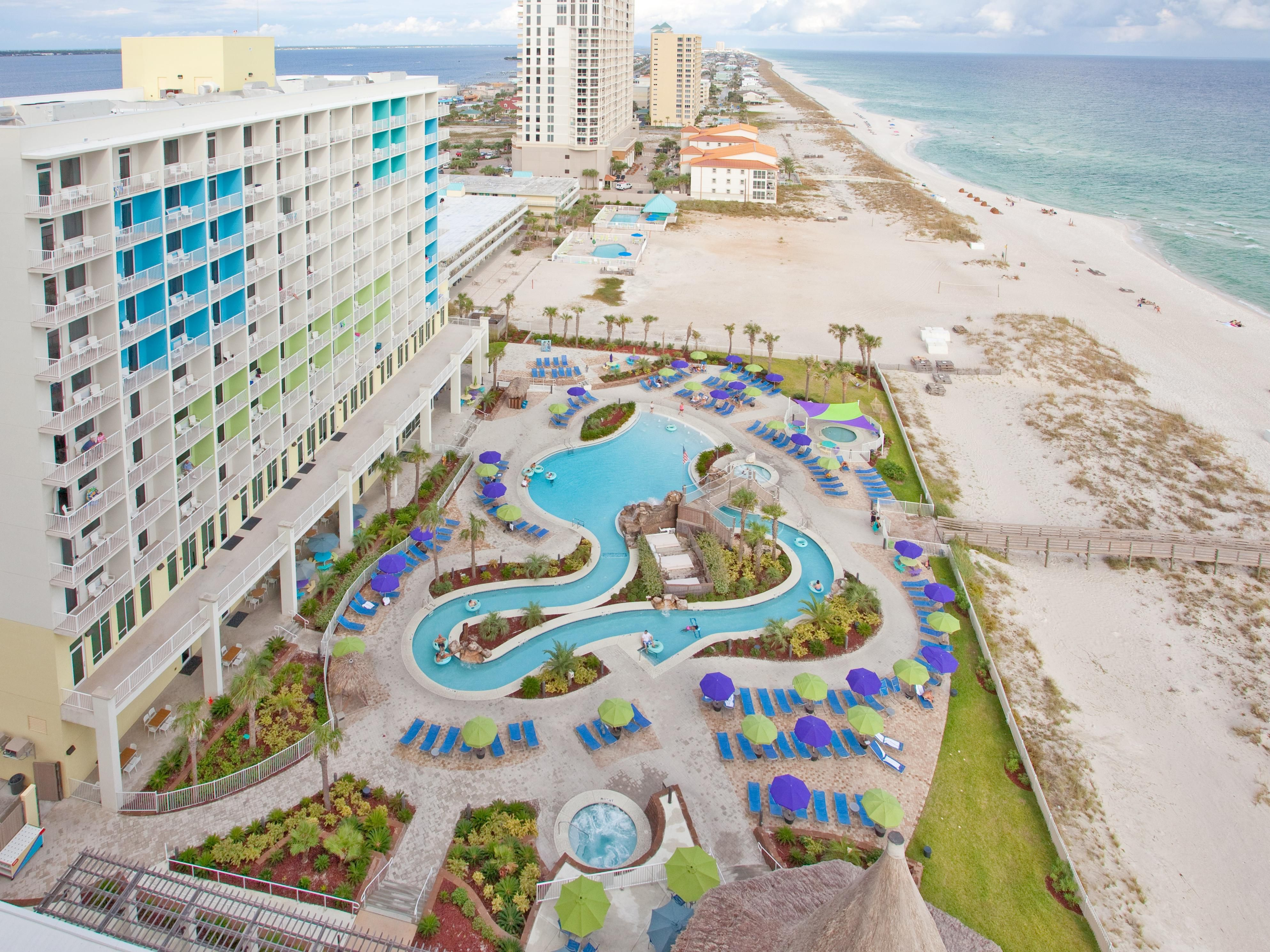 Find This Pin And More On Florida Panhandle Official Site Of Holiday Inn Resort Pensacola Beach Gulf Front