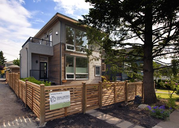 Tiny House Plans · This Modern Home With Laneway House Is Well Suited To  Itu0027s Traditional Vancouver Neighborhood. The