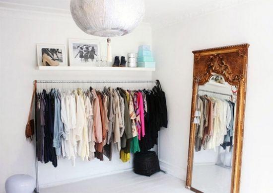 ideen kleiderstange design aluminium material | Spiegel | Pinterest ...