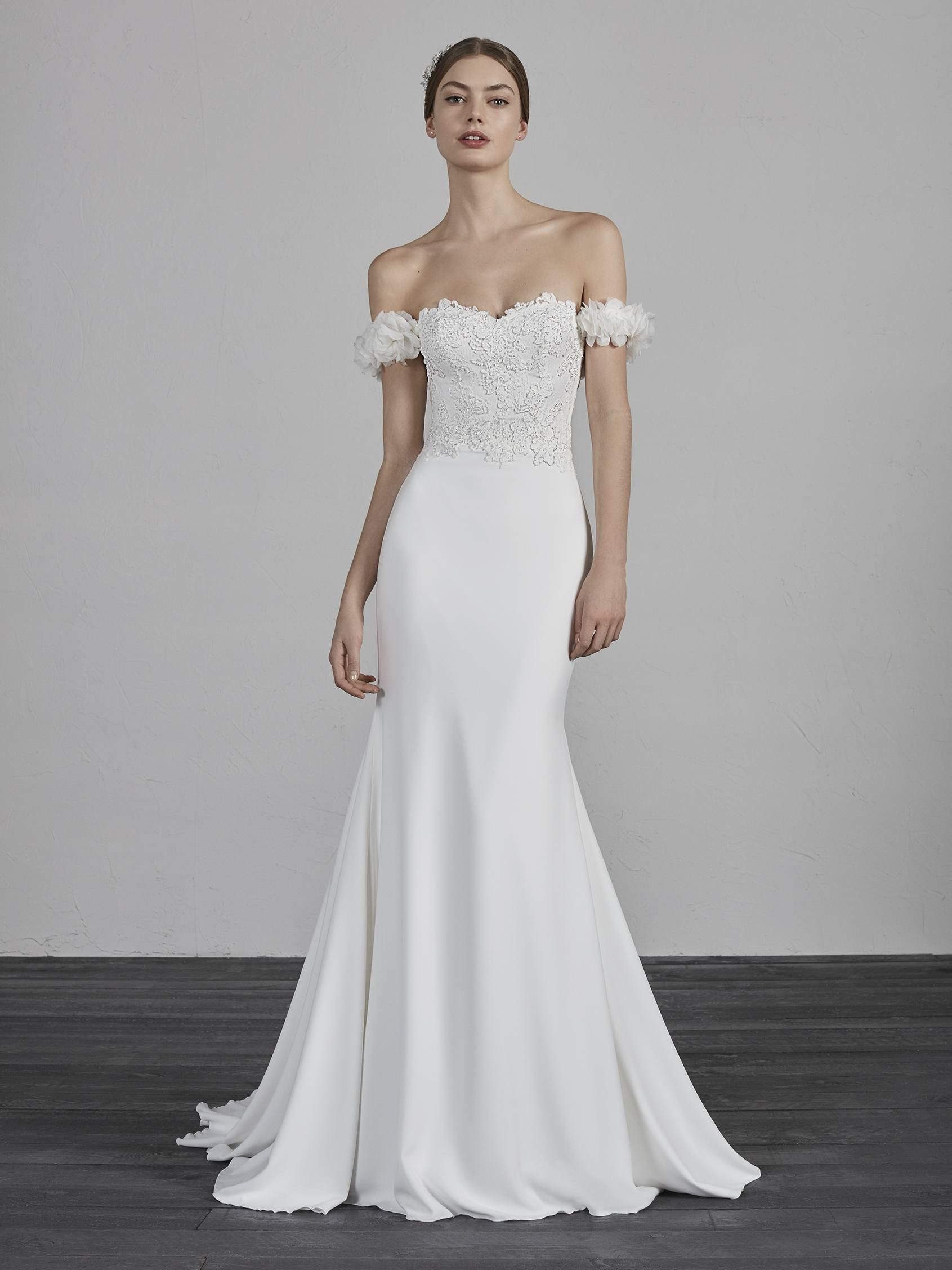 Try it on at ellieus bridal boutique alexandria va u pronovias