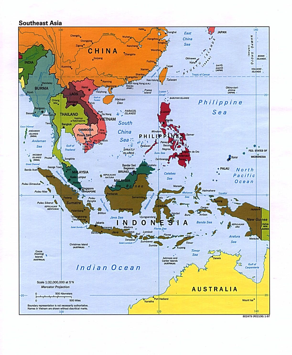 South East Asia Cambodia Asia Southeast Asia Asia Map
