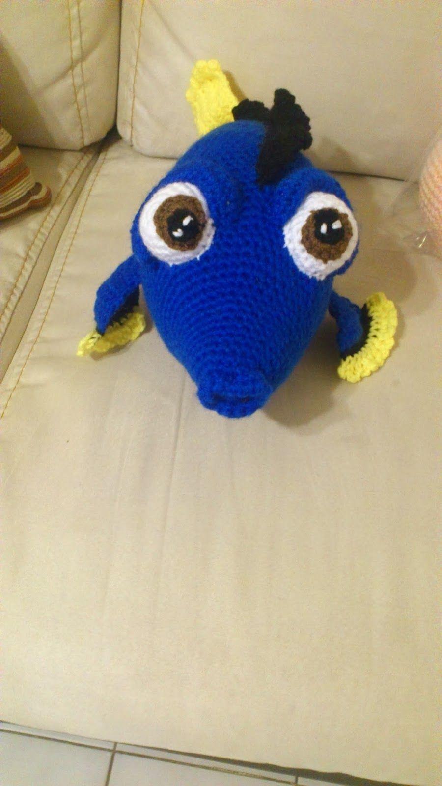 NOVEDADES JENPOALI | Cute crochet | Pinterest | Personajes de nemo ...