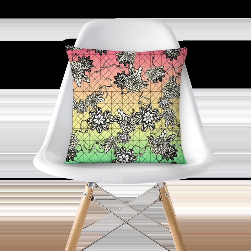 Compre :: Good vibes :: de @jurumple em almofadas de alta qualidade. Incentive artistas independentes, encontre produtos exclusivos.