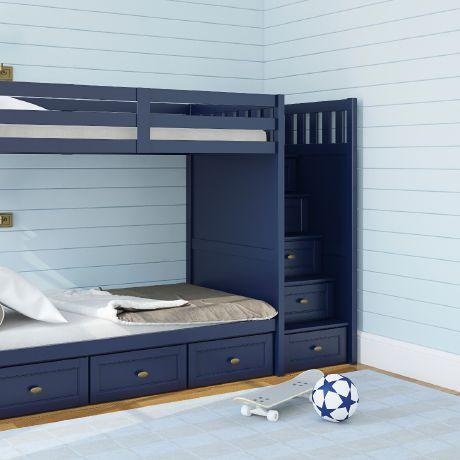 Maritimes Kinderzimmer von Interior Design byKobel