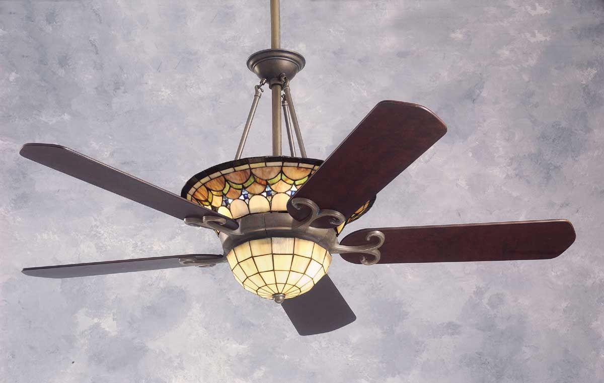 Ceiling Fans Emerson Raphael Tiffany Ceiling Fan