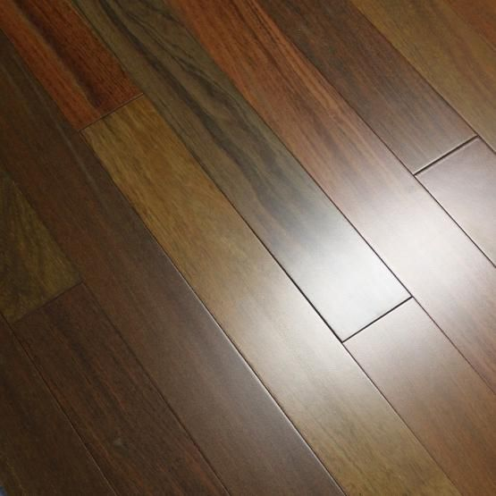 Brazilian Walnut Ipe Natural 3 4 X 5 Clear Solid Hardwood Flooring Weshipfloors