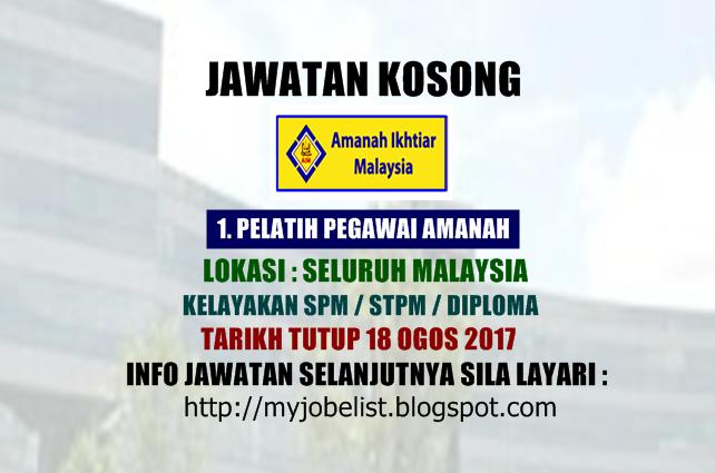 Jawatan Kosong Di Amanah Ikhtiar Malaysia Aim 19 Ogos 2017 Jawatan Kosong Terkini Di Amanah Ikhtiar Malaysia Aim Ogos 2017 Malaysia Mobile Boarding Pass