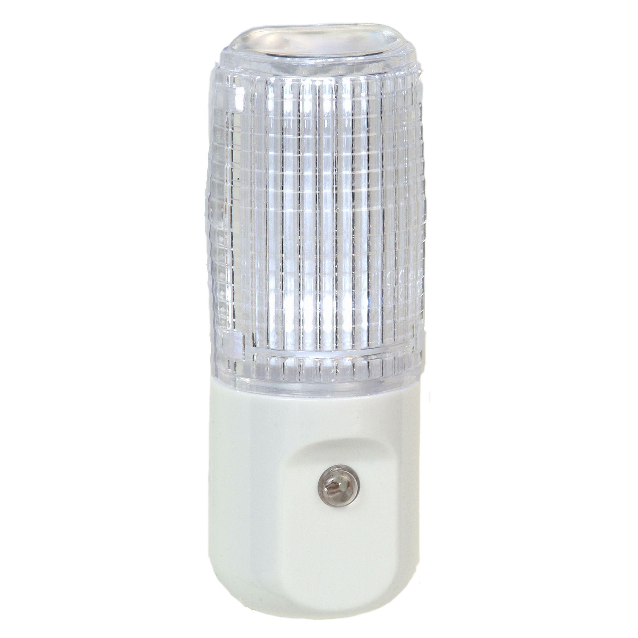 Amertac 71107cc 4875 x 1375 x 2 white clear lens led night light amertac 71107cc 4875 x 1375 x 2 white clear lens led night light arubaitofo Choice Image