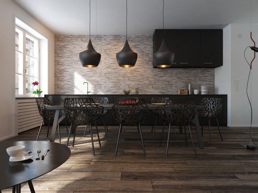Materiales para la pared de la cocina interceramic hogar - Materiales de cocinas ...