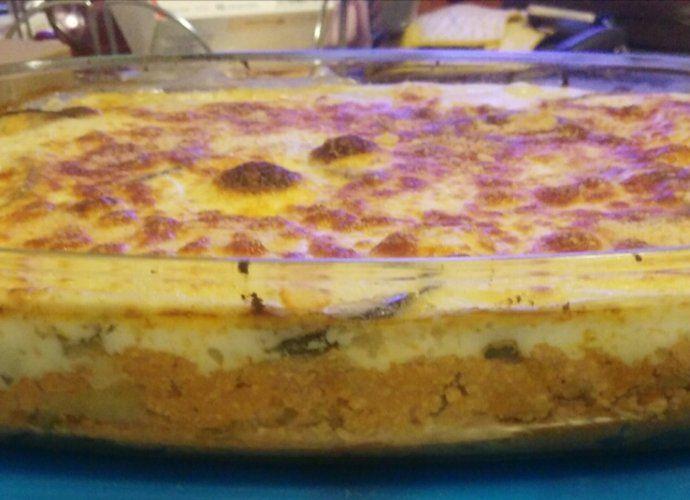 Mussaka de carne para #Mycook http://www.mycook.es/cocina/receta/mussaka-de-carne