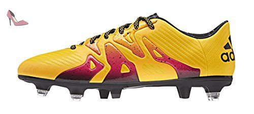 adidas X 15.3 SG, Chaussures de Football Compétition Homme