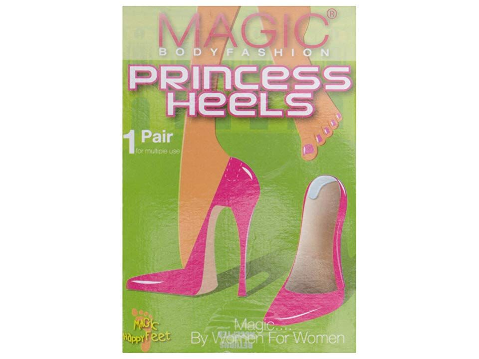MAGIC Bodyfashion Happy Feet Princess Heels Women's Insoles