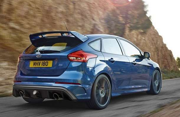 2016 Ford Focus Rs Release Date Price