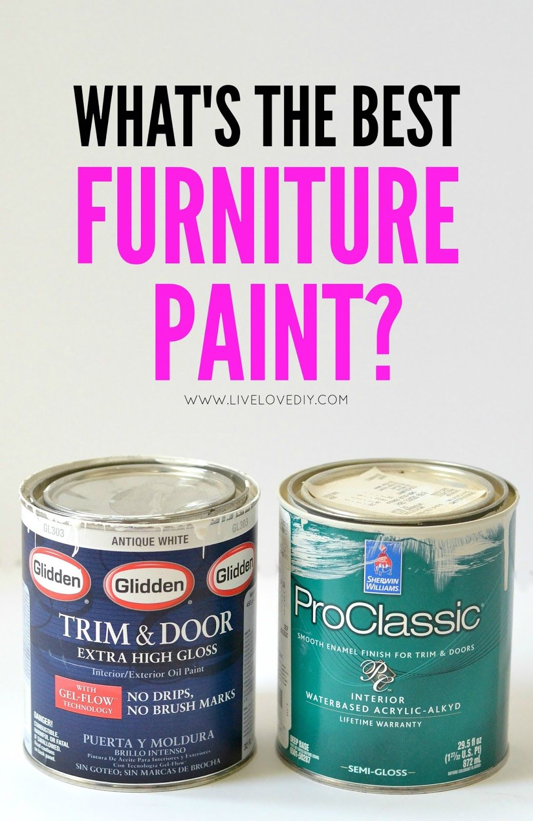 Your Top 5 Furniture Paint Questions Answered! This is SUCH a great ...