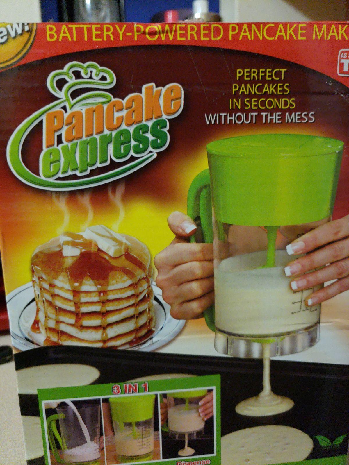 Pancake Express- Perfect Pancake Maker #pancakemaker
