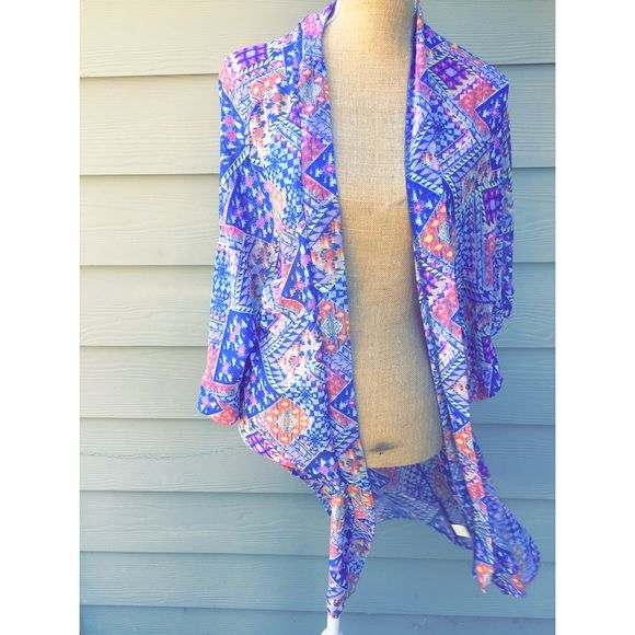 Cover up Perfect for vacations Francesca's Collections Jackets & Coats