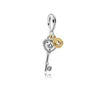 d428adca5d8 LXBOUTIQUE - Conta PANDORA Pendente Key To My Heart 796593