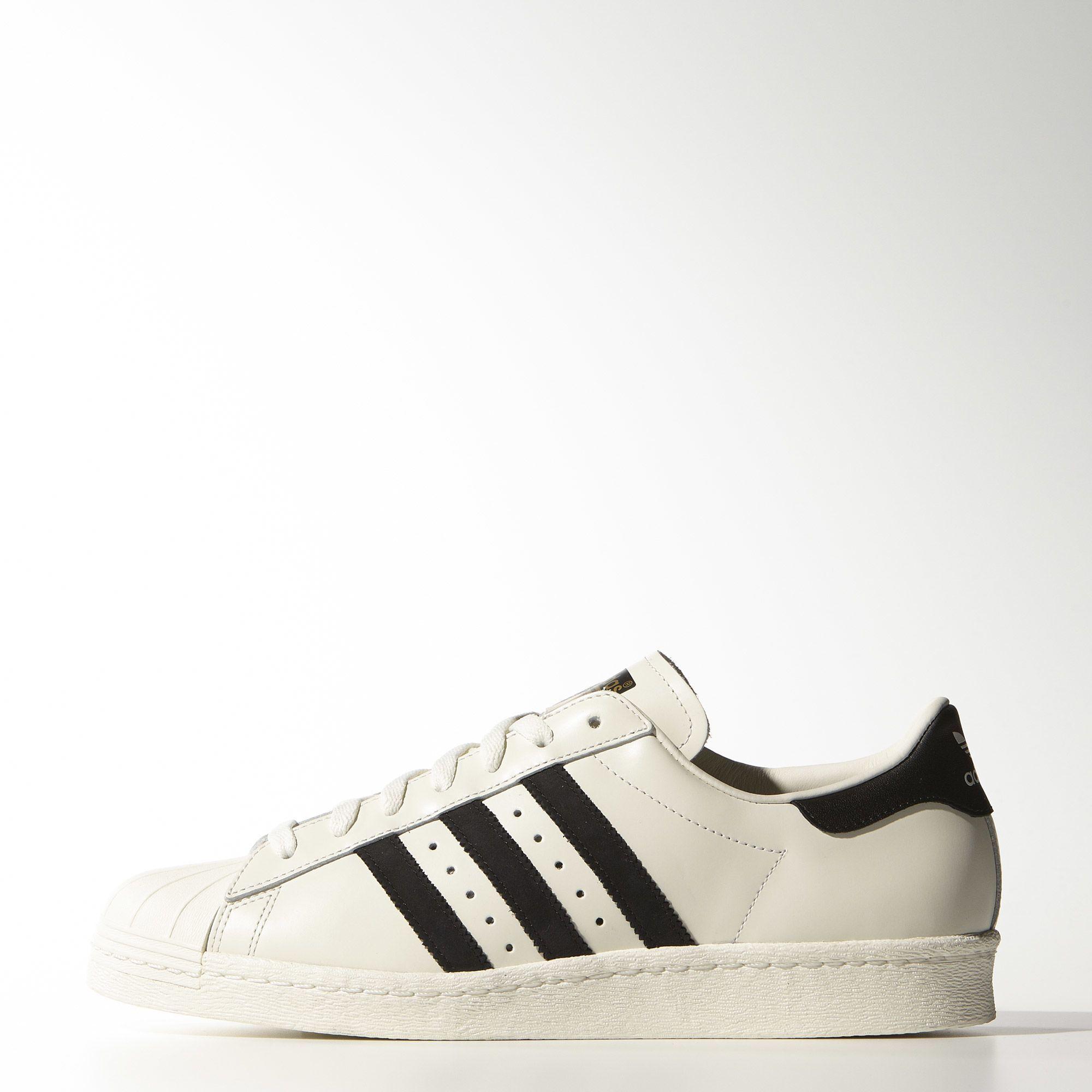 Al sinds de jaren 80 domineert de adidas Superstar de