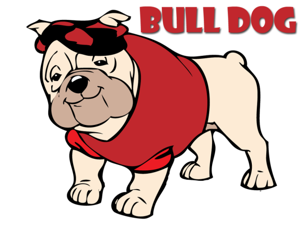 Pin On Bulldog Art