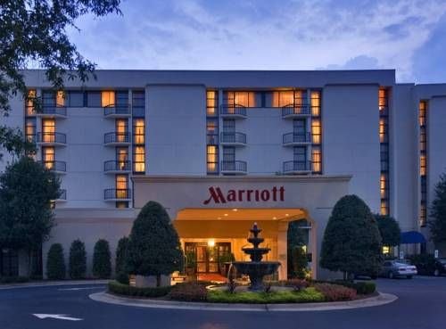 Charlotte Marriott Southpark 2200 Rexford Road This Hotel Is 161 Metres From The
