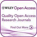 Publicaciones en acceso abierto de la editorial Wiley.