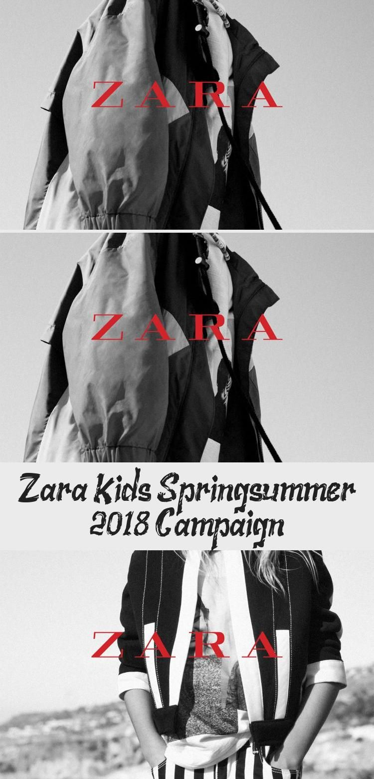 Zara Kids Spring/Summer 2018 Campaign - minilicious.com #zarakidsVestidos #zarakidsRed #zarakidsTops #zarakidsCoat #zarakidsFille