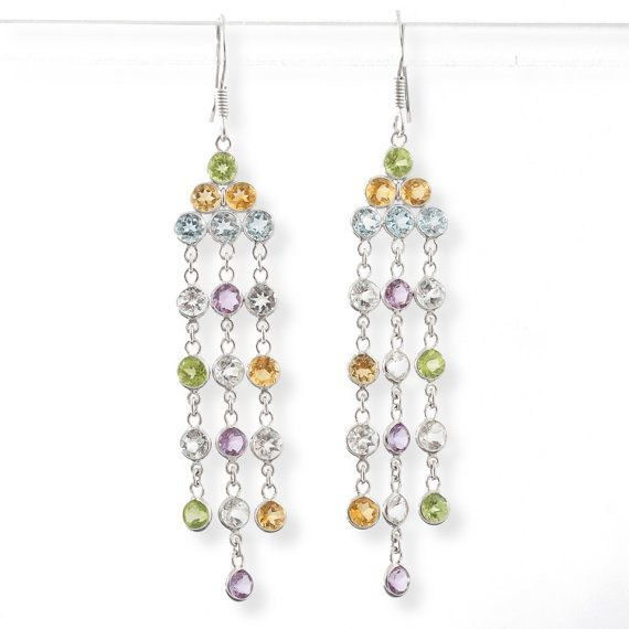 handmade brides jewelry | Sale Jewelry earringsBeautiful Handmade Wedding by TRIPLEPJEWELRY, $55 ...