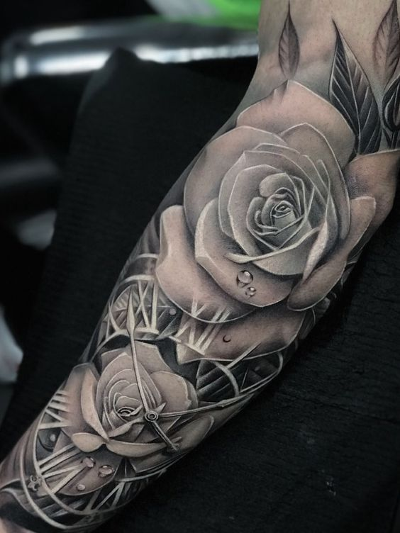 Custom sleeve tattoo design high resolution download
