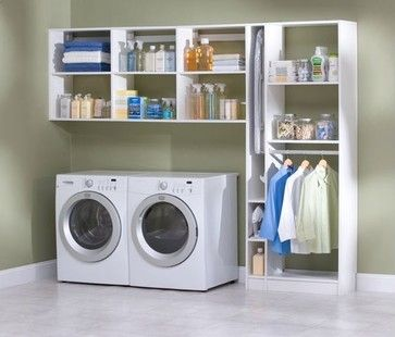 Delicieux Laundry Rooms   Contemporary   Laundry Room   Boston   Boston Closet Company  Laundry Room Organization