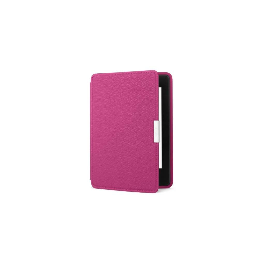 Amazon Kindle Paperwhite Leather Case Fuchsia - does not fit